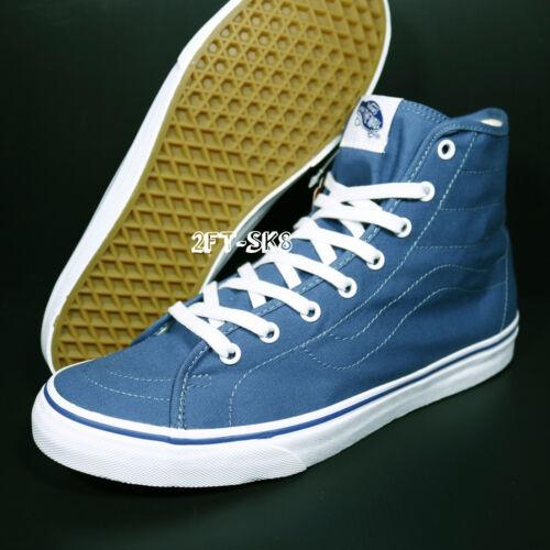 White de Vans 294 s89126 Chaussures Navy Decon Canvas hi True skate Sk8 z4Cwqdx