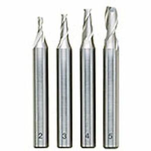 Proxxon-Schaftfraesersatz-4-tlg-DIN-327-HSS-2-3-4-5-mm-24610