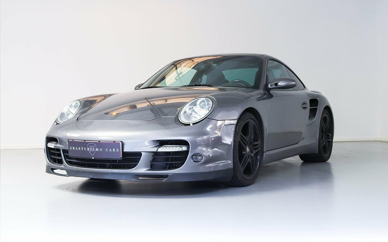 Porsche 911 Turbo 3,6 Coupé Tiptr. 2d - 3.165 kr.