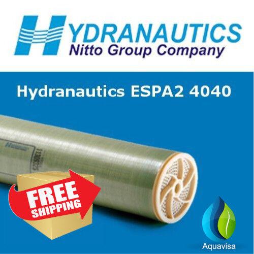 """Hydranautics ESPA 2-LD 4040 à faible consommation d/'énergie REVERSE OSMOSIS Membrane Element 4/"""" X 40/"""""""