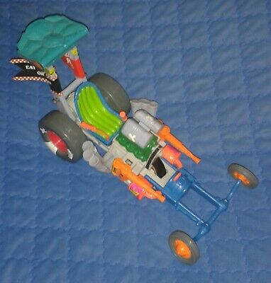 1990 Original *** Sewer Dragster 1 *** Teenage Mutant Ninja Turtles Tmnt Elegant Im Stil