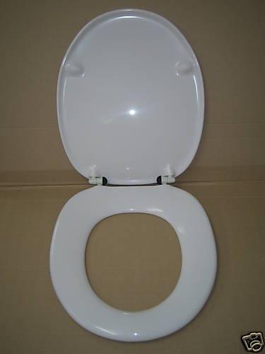 Pressalit zaga wc siège blanc 314 neuf facture sujets