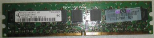 PC2-6400E 1gb DDR2 ECC Memory SERVER RAM DIMM