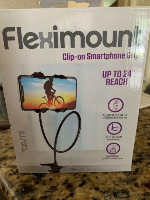 Fleximount Clip-on Smartphone Grip