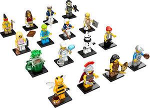 Lego Minifigures - Set 71001 Série 10