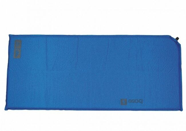 BASE S SELF INFLATE MAT is a lightweight thermalite air bed airbed in blueee