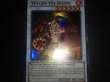 Vulcan The Divine Jump-en066 Limited Edition ULTRA RARE FOIL
