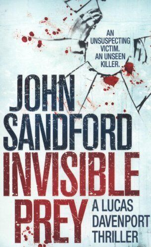 1 of 1 - Invisible Prey (Lucas Davenport Thriller) by Sandford, John 141651144X The Cheap