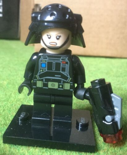 Zuzanu Latt Imperial Navy Trooper 75207 Exc Con Lego Star Wars Minifigure