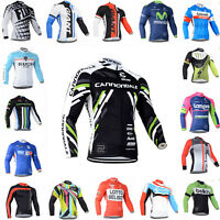 New style Cycling Jersey Comfortable Bike/Bicycle Outdoor top jersey Long Sleeve