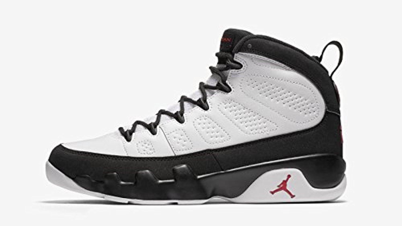 1aa4f23c9248e3 Nike Air Jordan 9 Retro OG GS IX Space Jam White Black Aj9 Girls ...