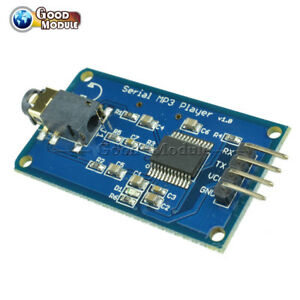 YX5300 UART Control Serial MP3 Music Player Module For Arduino//AVR//ARM//PIC ES/_jx