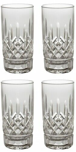 WATERFORD CRYSTAL Lismore Straight Hiball paire deux paires verres 4   5503182120