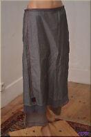 Ensemble jupe pantacourt gris COP COPINE modèle PRIMEL  taille 40 ref 0417124