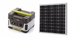 Goal Zero Yeti 150 Solar Kit with 50 Watt Renogy solar Panel