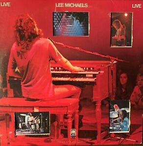 LEE-MICHAELS-Pre-Owned-LP-LEE-MICHAELS-LIVE-DOUBLE-LP-RARELY-PLAYED