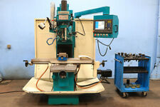 Clausing 3 Axis Cnc Bed Mill Withhand Wheels Model 4vbscnc40 New 2008