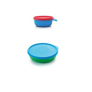 : 240 ml 2 430 ml Neu /& OVP ! Tupperware Kinderteller Set