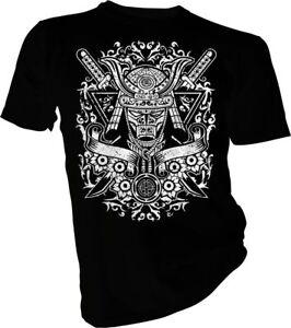 Oriental-guerrier-samourai-JAPON-figher-honneur-Adulte-amp-Enfants-T-Shirt