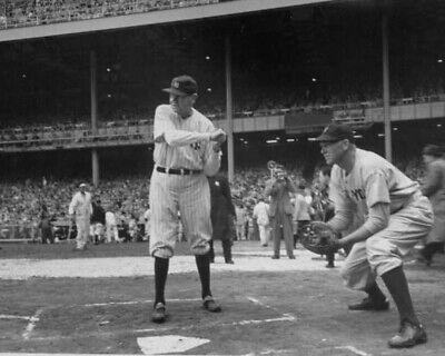 Babe Ruths Final Farewell June 13, 1948, New York, N.Y
