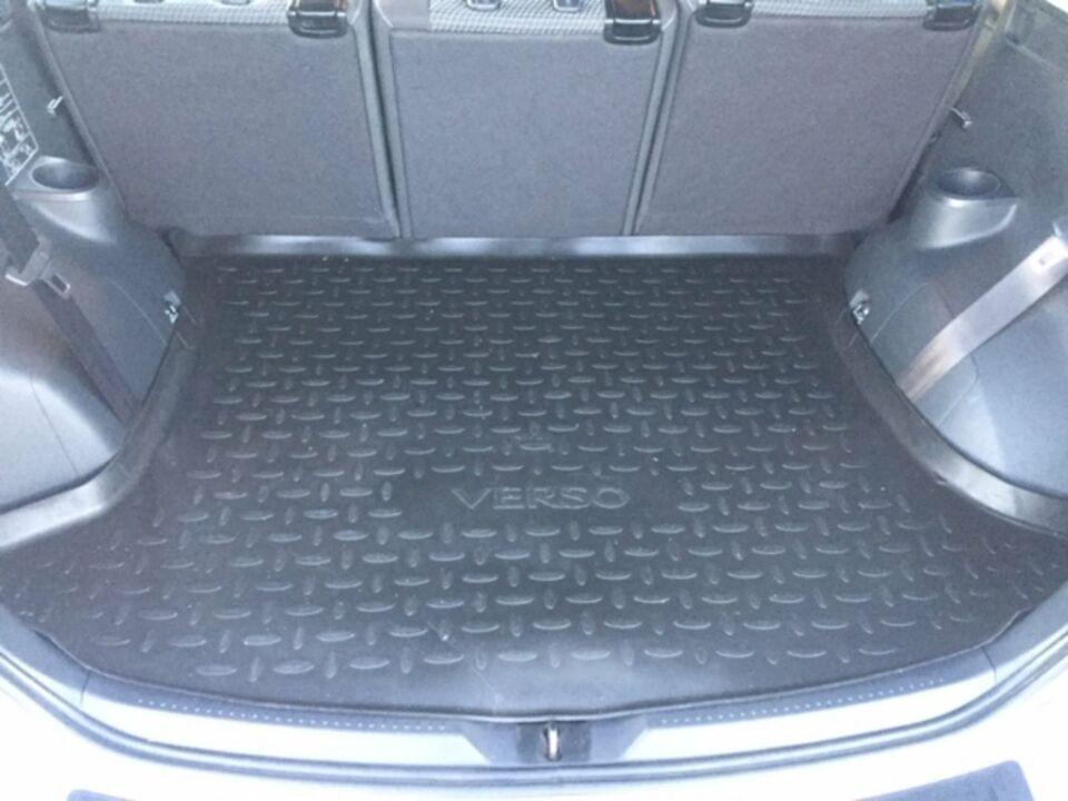 Toyota Verso 1,6 D-4D T2 Touch 7prs Diesel modelår 2014 km