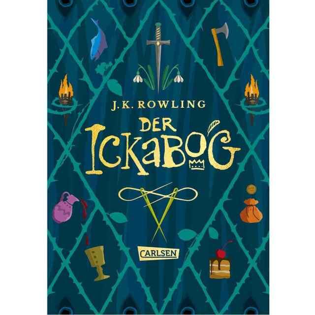 Der Ickabog Rowling Buch Carlsen Verlag Märchen ab 8 Jahren