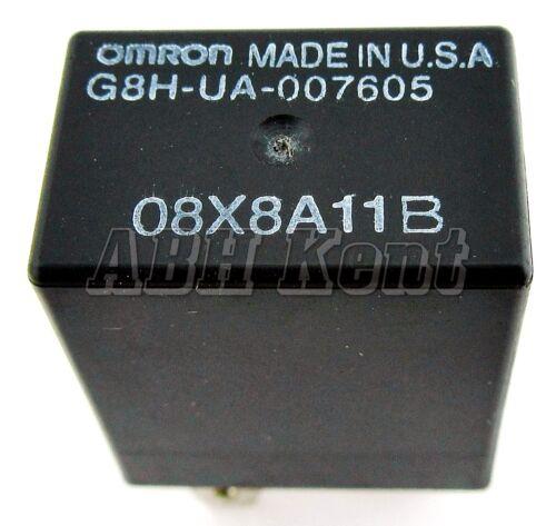 214-HONDA ACCORD CIVIC CRV JAZZ NERO RELAY g8h-ua-007605 OMRON 4-pin 00x8a11b