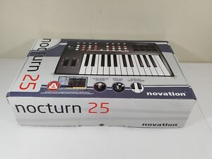 Audio/midi Interfaces new In Box Novation Nocturn 25 Controller