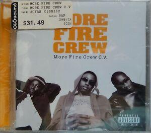 More-Fire-Crew-More-Fire-Crew-C-V-CD-2002-Go-Beat-PA-Bonus-Track-Brand-NEW