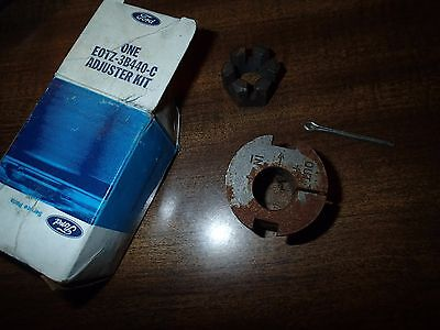 Ford OEM Front Axle Camber Adjuster Kit NOS E0TZ-3B440-A 1980-1989 Ford F150