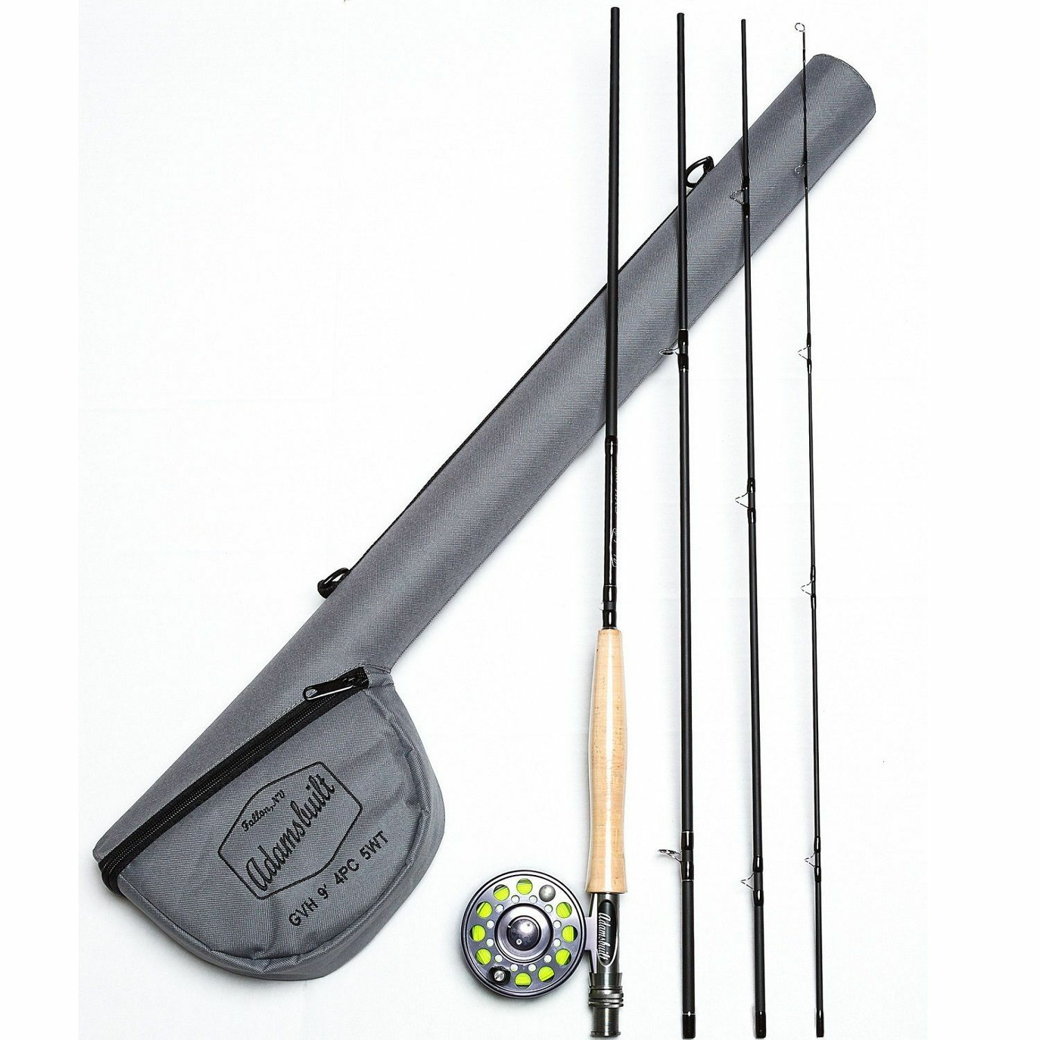 Adamsbuilt GVH Fly Fishing Combo GVH-AB1  NEW WITH FREE SHIPPING  order now enjoy big discount