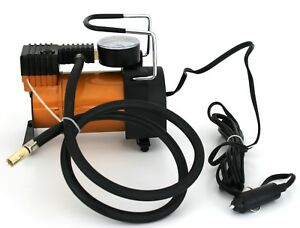 12Volt-Minikompressor-KFZ-Auto-Luftkompressor-Druckluft-Kompressor-Luftpumpe-12V