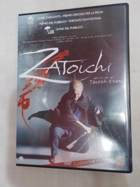Zatoichi - Film Originale - Edizione con 2 DVD - Nuovo! - COMPRO FUMETTI SHOP