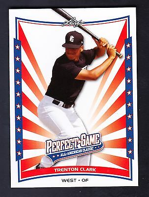 NICHOLAS SHUMPERT 2014 Leaf *PERFECT GAME*  Baseball Rookie RC LOT 12