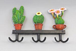 9977340-Fundicion-de-Hierro-Figura-Gancho-Varilla-Cactus-Del-Colorido-Rustico