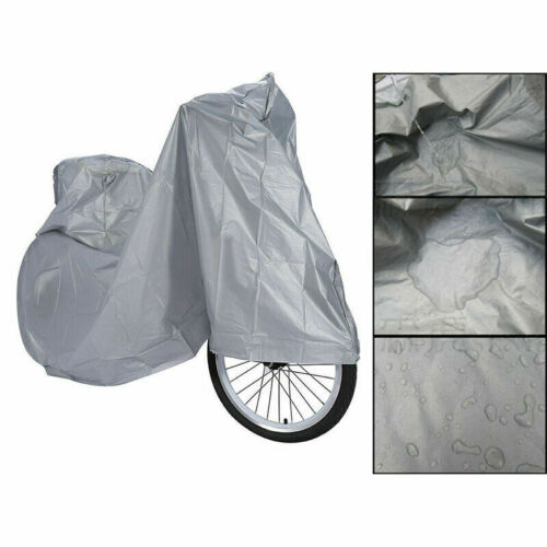 Waterproof Cycling Bike Bicycle Rain Cover Dust Garage Outdoor Protector Sc M4P0