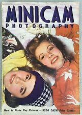 Minicam Photography February 1940  Magazine - Great Stories and Advertising