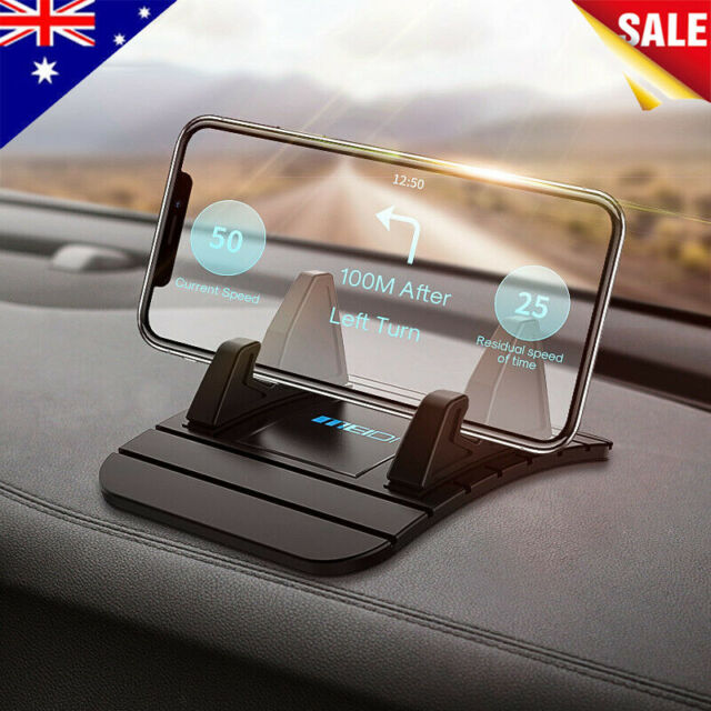 Rubber Car Dashboard Non-slip Mat Pad For Mobile Phone GPS Stand Mount Holder AU