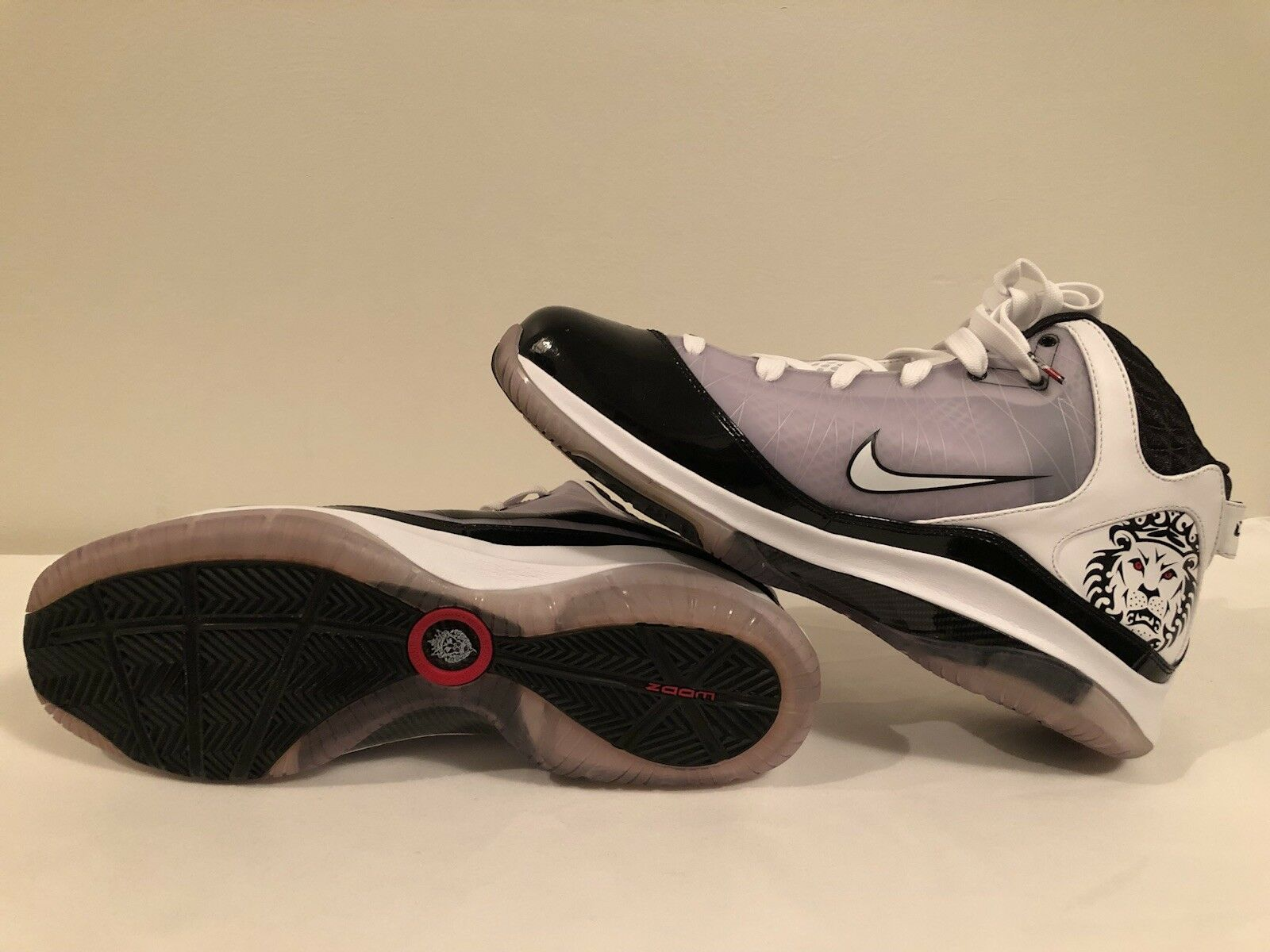 Men's Nike LeBron 7 P.S. (POP) Size 13 New & Real