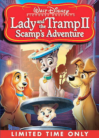 Lady And The Tramp Ii Scamps Adventure Dvd 2006 For Sale Online Ebay