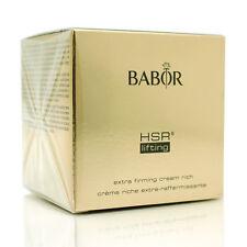 Babor HSR Lifting Extra Firming Cream Rich 50ml    Creme NEU&OVP