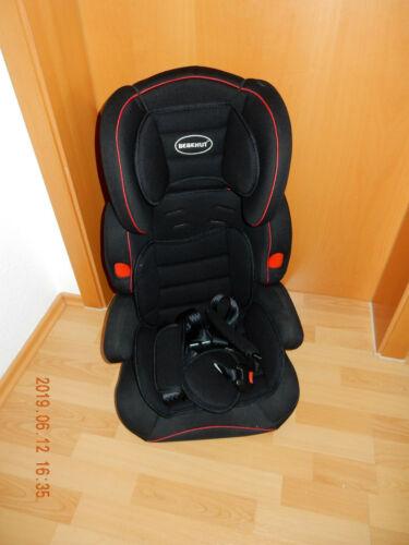 BEBEHUT Autokindersitz Kinderautositz 9-36 kg Gruppe 1+2+3 Kindersitz