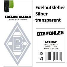 Edel Aufkleber Silber Borussia Vfl 1900 Mönchengladbach Raute Auto Bmg