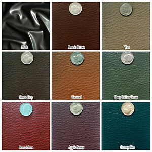 WET-PU-COW-SKIN-FAUX-LEATHER-BASEBALL-JACKET-AUTO-SEATS-SOFA-UPHOLSTERY-CRAFTS