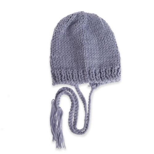 Newborn Baby Girls Boys Crochet Knit Hats Costume Photography Prop Outfits Cap