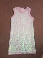 911d57e6ac2f2 item 3 Missguided sequin iridescent pink glitter dress size 8 Ibiza  festival bloggers -Missguided sequin iridescent pink glitter dress size 8  Ibiza festival ...