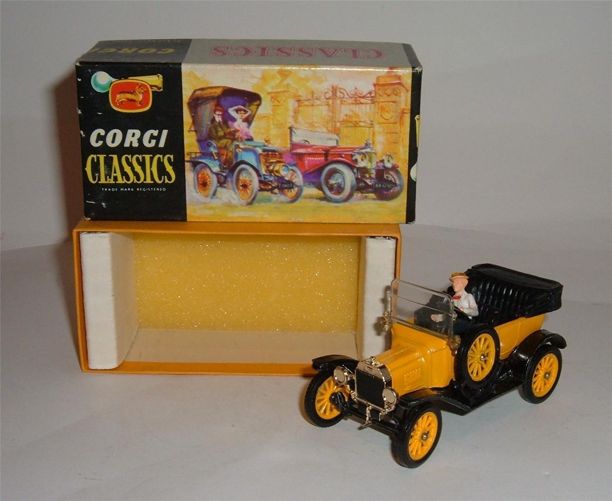 Corgi Toys Nº 9012, 1915 Ford, Excelente