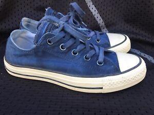 4 Uk Azul Converse Zapatillas Tamaño waA7wq
