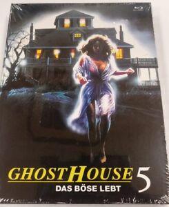 Ghost-House-5-La-Casa-4-Limited-111-Mediabook-Cover-D-Blu-Ray