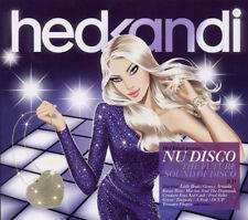HED KANDI = nu disco = Grum/Tensnake/Cudi/Aniki/Spirit...=2CD= groovesDELUXE!!